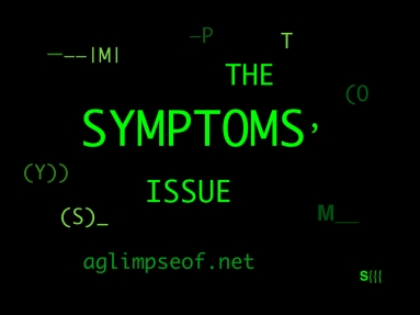 TheSymptomsIssue