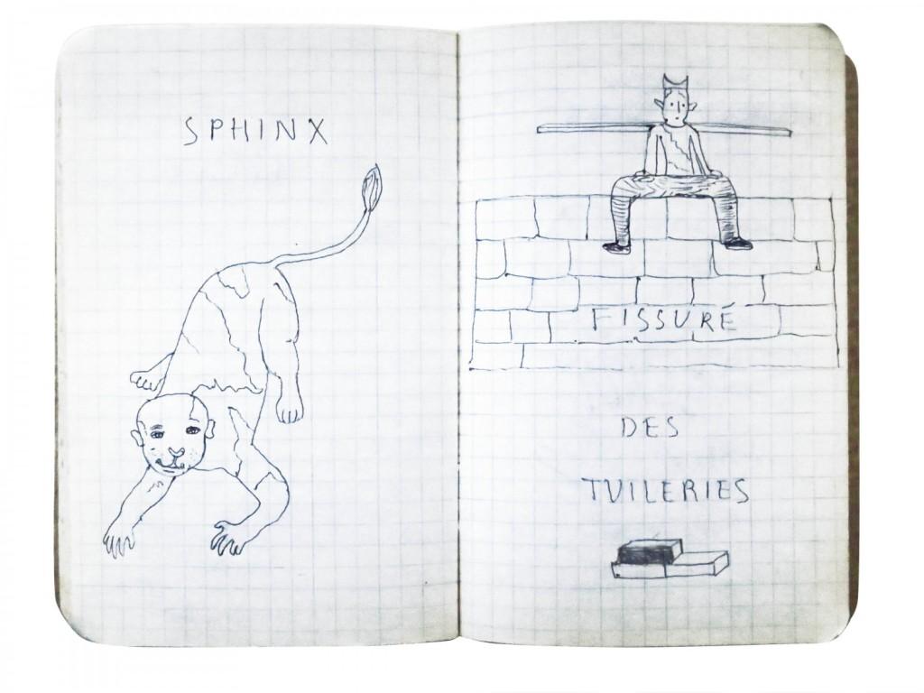SphinxIDenisLHomme