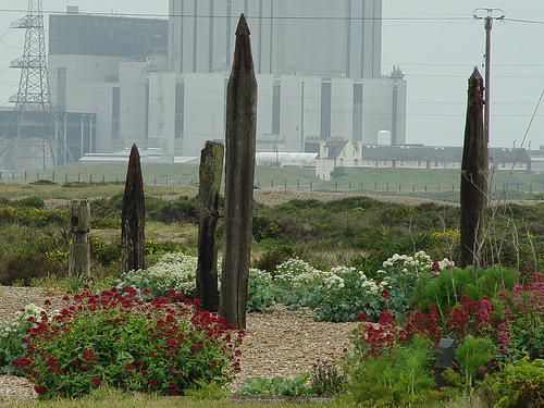Derek Jarman, Prospect Cottage, Dungeness, Kent, UK.